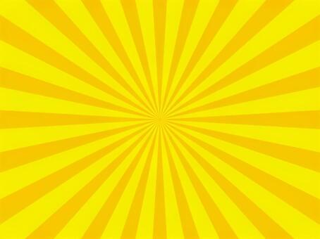 黄色浓度线