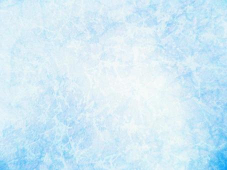Watercolor winter image ice background texture