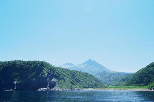 World Natural Heritage Shiretoko Cape