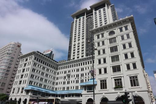 Sheraton Hotel Hong Kong