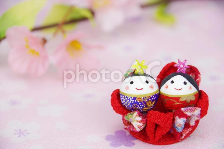ひな祭りイメージ 3月の写真