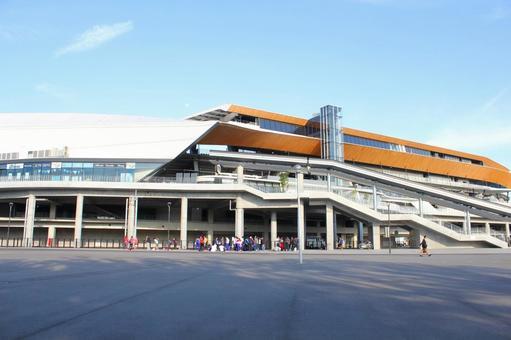 Ice Strength Stadium