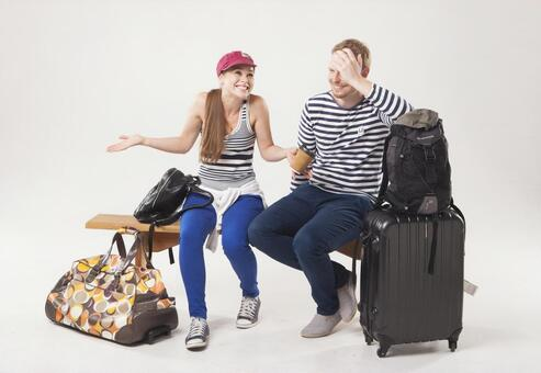A couple to travel 25