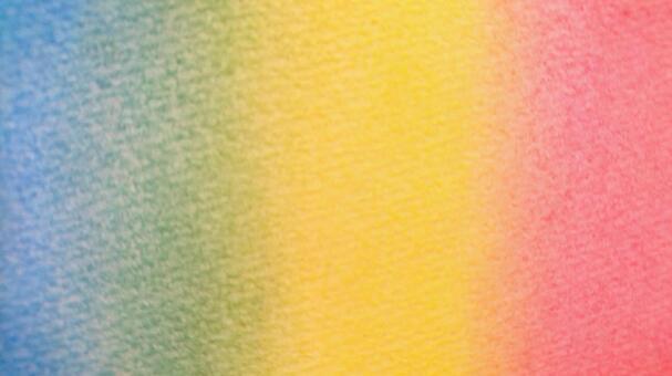 模板彩虹的颜色