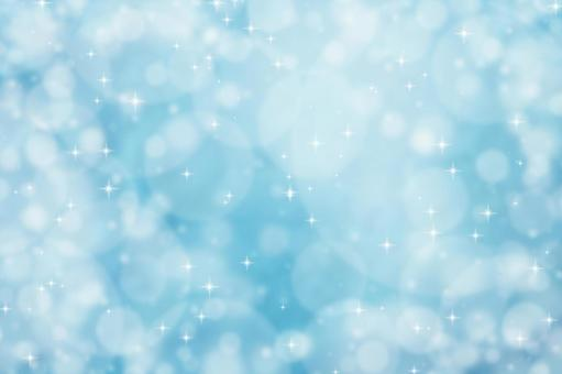 Fantastic pastel color glitter background_abstract texture with watercolor touch_sky blue ocean blue