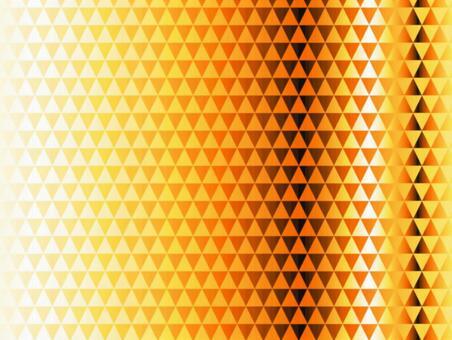 Gold triangle pattern