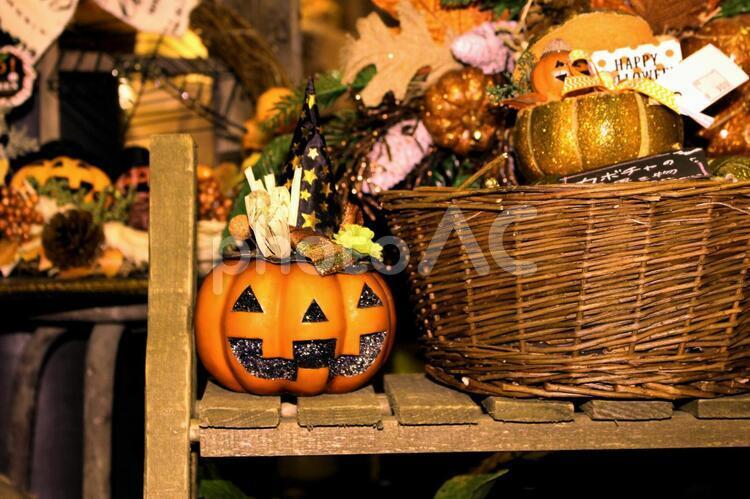 ハロウィンかぼちゃ8の写真