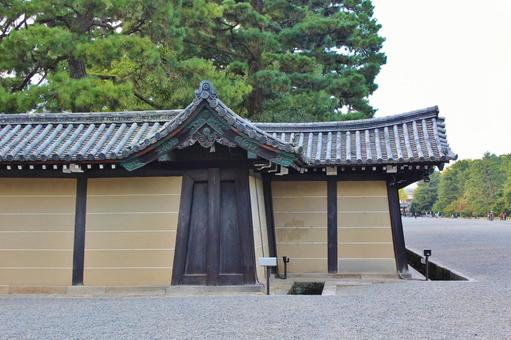 Kyoto Imperial Palace Sarugatsuji