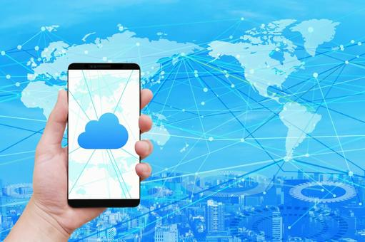 Cloud business and world network