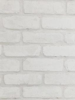 White brick background photo