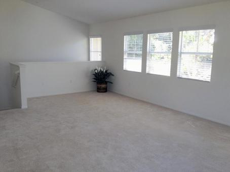 Large white room