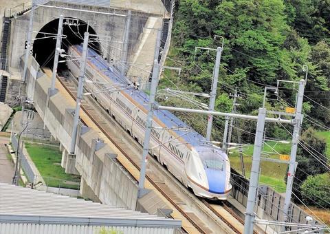 Hokuriku Shinkansen Speed Run