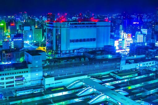 Hiroshima Station (Hiroshima City)