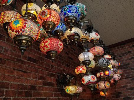 Turkish lamp ②