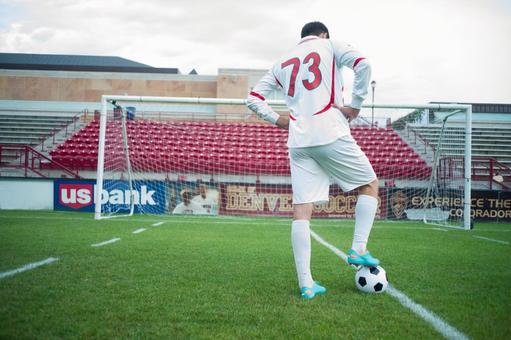 Football kick 3