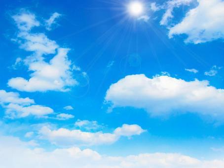 Soft cloud sky 1019