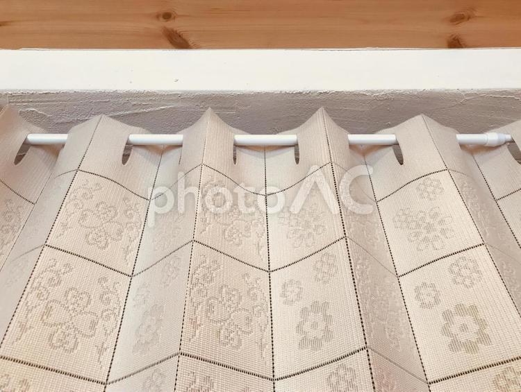 突っ張り棒の写真