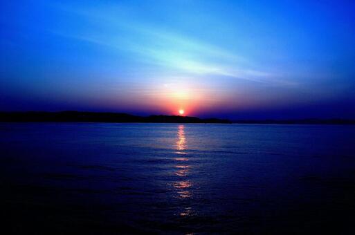 Sunrise of Shonan