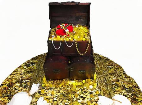 Treasure 8