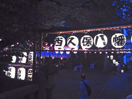 Summer festival of the shrine # 4