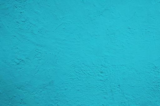 Wall_background material_turquoise blue