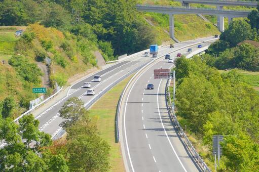 Joshinetsu Expressway 5