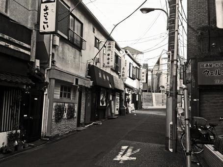 Alley back # 4