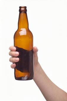 Hand pose bottle 3