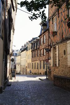 Old townscape of France 2