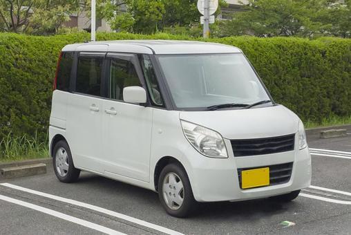 Suzuki light van