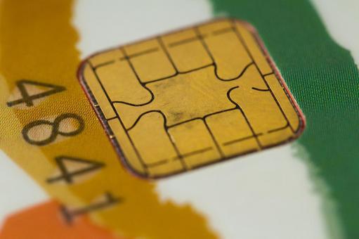 Credit card 8