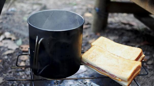 Camp Breakfast and Cocoa 7