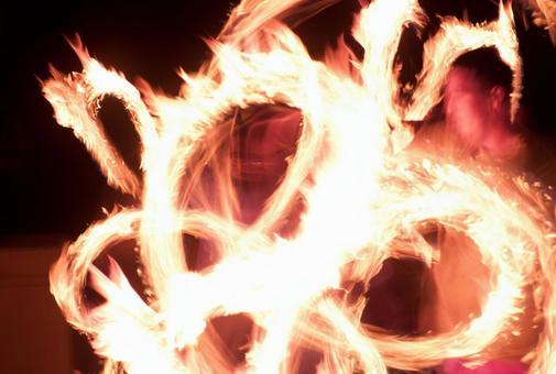Fire dance 32