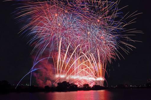 Kita Ward Fireworks Festival
