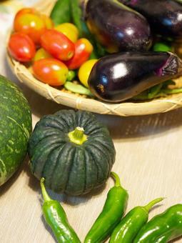 Fresh vegetables 01