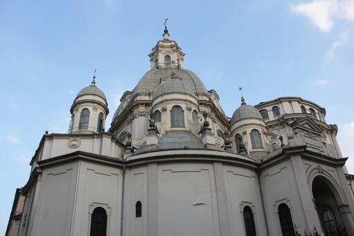 Italy buildings