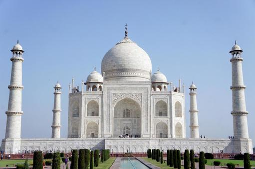 Taj Mahal World heritage in India