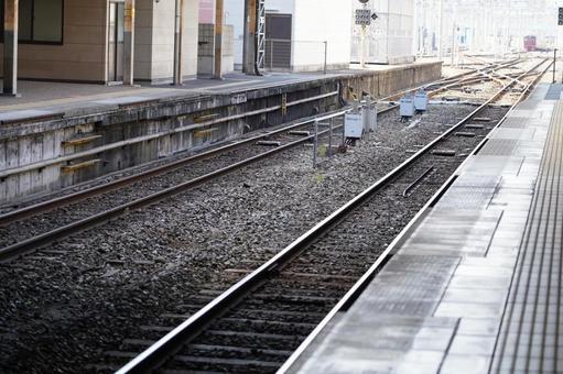 홈 및 선로