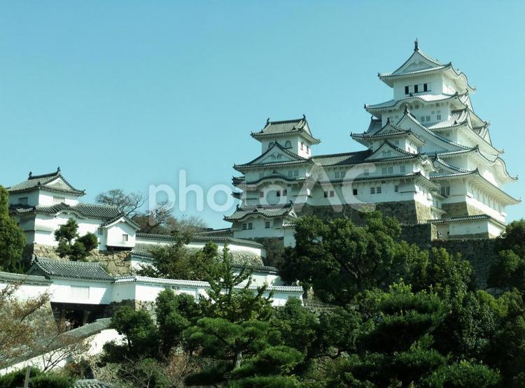 兵庫県・姫路城の写真