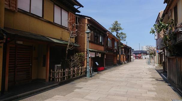 가나자와로 차야