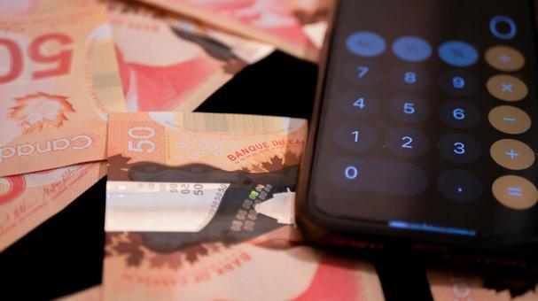 캐나다 달러 계산기