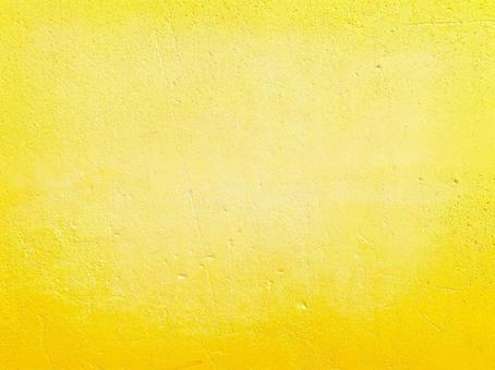 Yellow painting style frame background