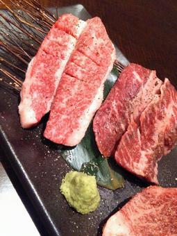불고기의 고기