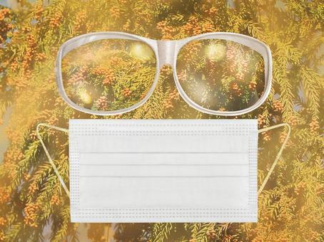Pollinosis countermeasure image image