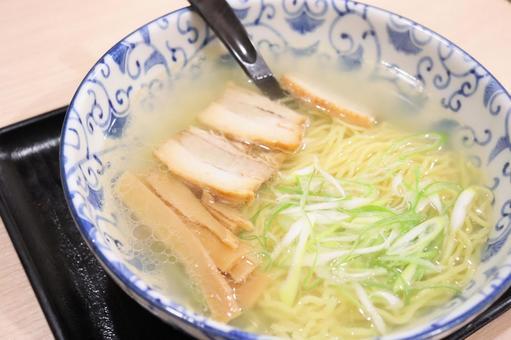 Hokkaido salt ramen