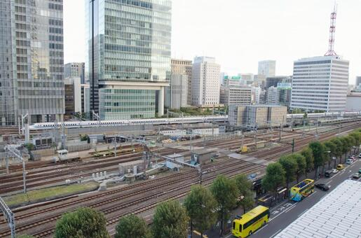 Tokyo Station 19