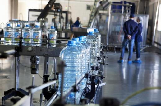Drinking water production line 3