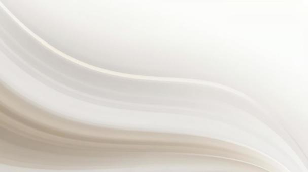 Striped wave background material (beige)