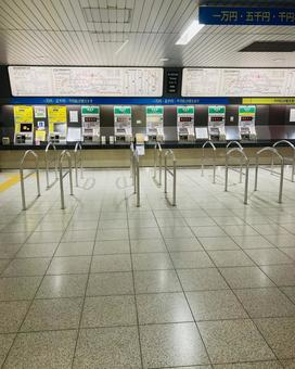 Unmanned ticket office (2)