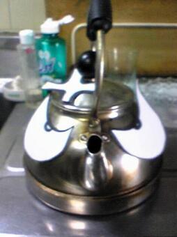 Boiling kettle